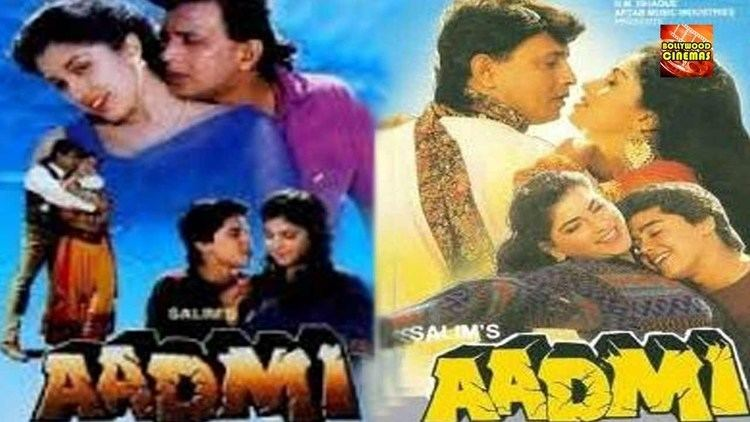 Aadmi (1993 film) Aadmi 1993 Full Length Hindi Movie Mithun Chakraborty Gauthami