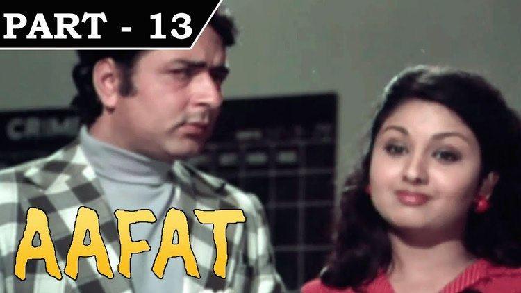 Aafat Aafat 1977 Hindi Movie In Part 5 13 Navin Nischol