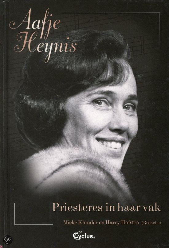 Aafje Heynis bolcom Aafje Heynis Priesteres in haar vak Mieke