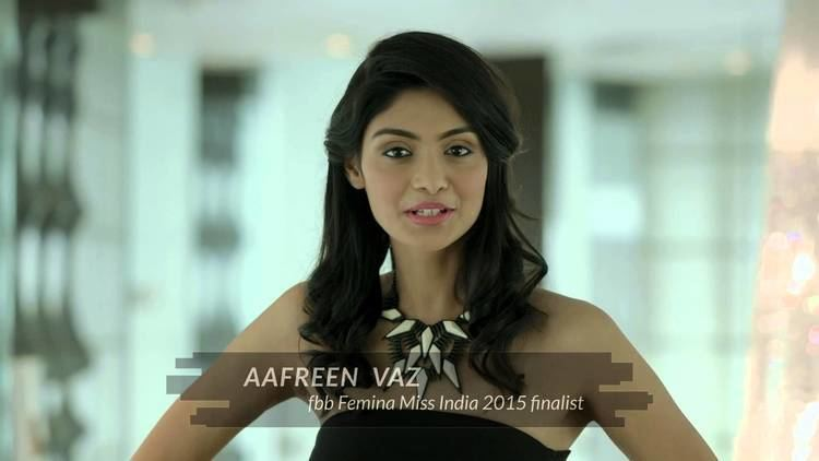 Aafreen Vaz Aafreen Vaz39s fresolution for 2015 YouTube