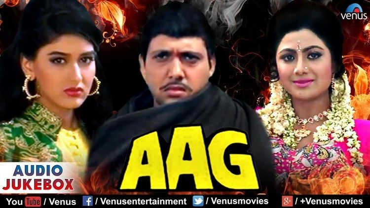 Aag (1994 film) Aag Full Hindi Songs Govinda Shilpa Shetty Sonali Bendre