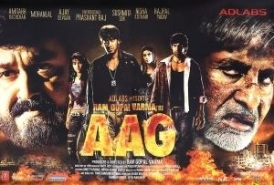 Aag (2007 film) RGV Ki Aag 2007 MetroMaaZa