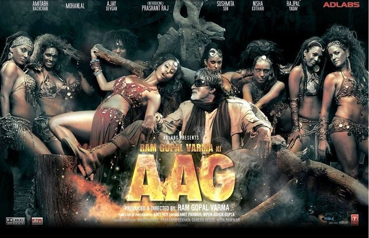 Aag (2007 film) Ram Gopal Varma Ki Aag 2007 Full Movie HD Online Watch Worlds