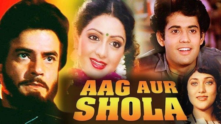 Aag Aur Shola Aag Aur Shola Full Hindi Action Movie Jeetendra Mandakini