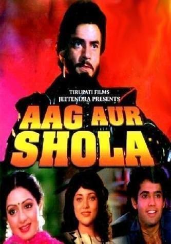 Aag Aur Shola Aag Aur Shola Movie on Sahara One Aag Aur Shola Movie Schedule