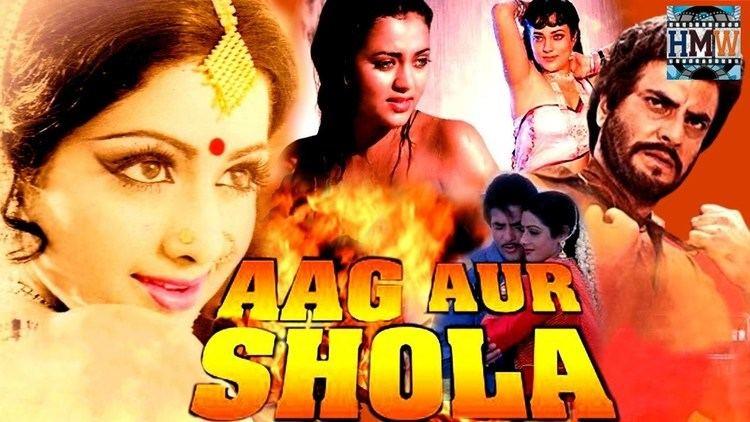 Aag Aur Shola Aag Aur Shola 1986 Hindi Full Movie Jeetendra Sridevi Ashish