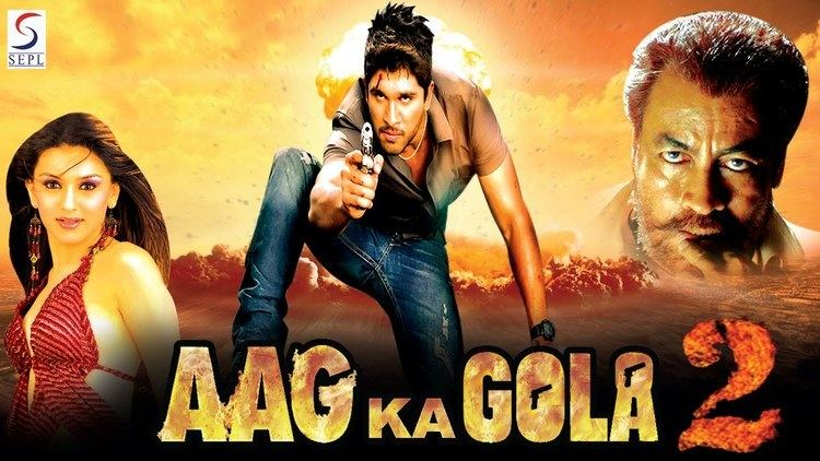 Aag Ka Gola Aag Ka Gola 2 South Indian Super Dubbed Action Film Latest