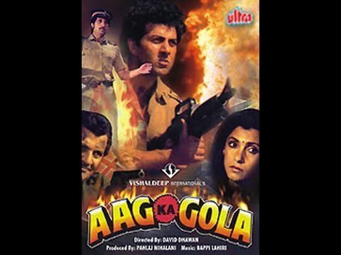 Aag Ka Gola Aag Ka Gola 1990English Subtitles Aag Ka GolaSunny Deol Dimple