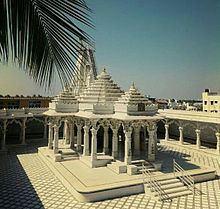 Aagam Mandir, Tumkur httpsuploadwikimediaorgwikipediacommonsthu