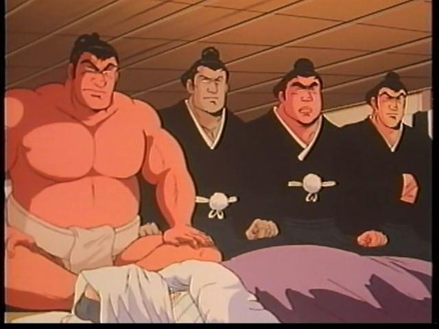 Aah! Harimanada Hokuto no Gun Blog Archive Aah Harimanada episode 10 Anime