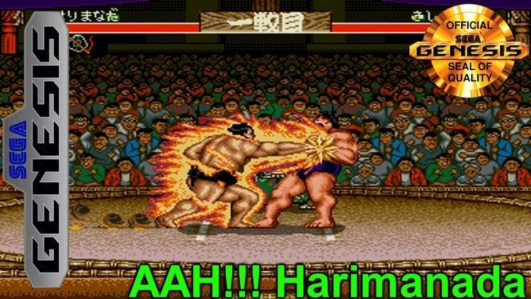 Aah! Harimanada Retro Gaming A to Z Sega Genesis Episode 4 Aah Harimanada