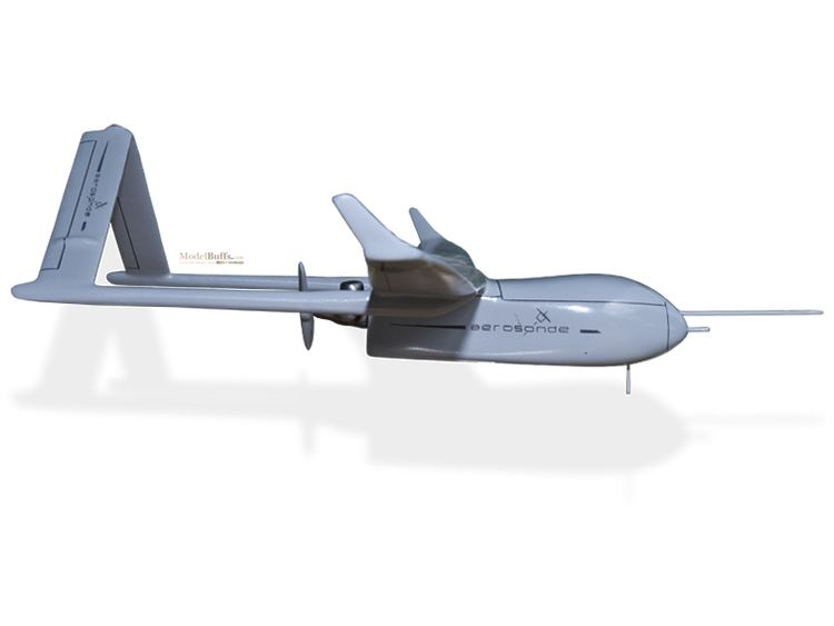 AAI Aerosonde AAI Textron Aerosonde Mk 445 Model Military Airplanes Propeller