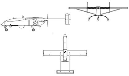 AAI RQ-2 Pioneer AAI RQ2 Pioneer Wikipedia