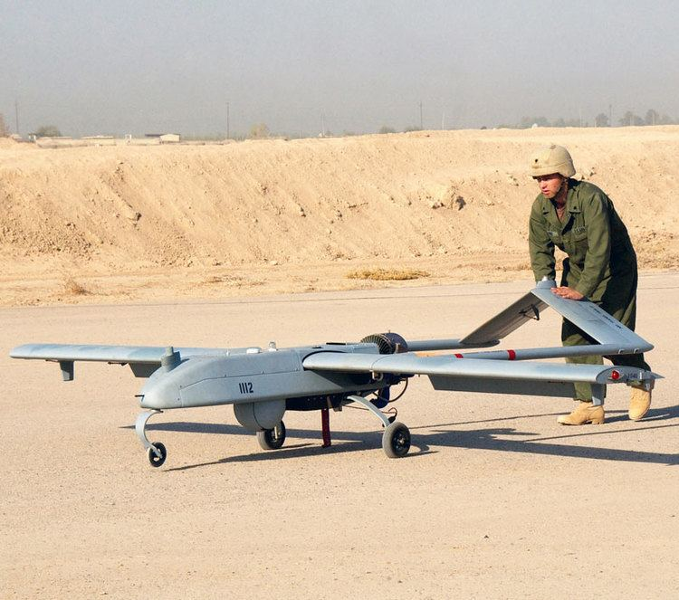AAI RQ-7 Shadow AAI RQ7 Shadow Unmanned Aerial Vehicle DayNight Reconnaissance