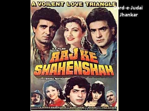 Aaj Ke Shahenshah mohabbat kitne rang badalti Aaj Ke Shahenshah1991 Kumar Sanu