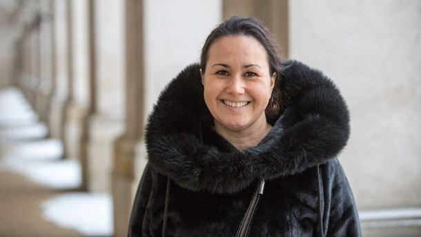 Aaja Chemnitz Larsen 2 december Aaja Chemnitz Larsen Altinget Alt om politik