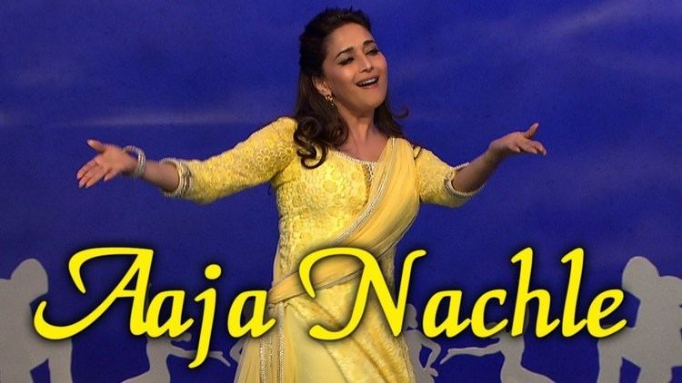 Learn Aaja Nachle from Madhuri Dixit YouTube