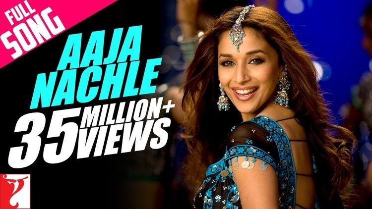 Aaja Nachle Full Title Song Madhuri Dixit Sunidhi Chauhan