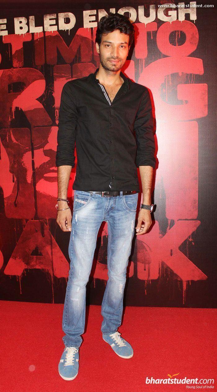 Aakash Dahiya Aakash DahiyaDDay First Look Launch Photo Gallery DDay