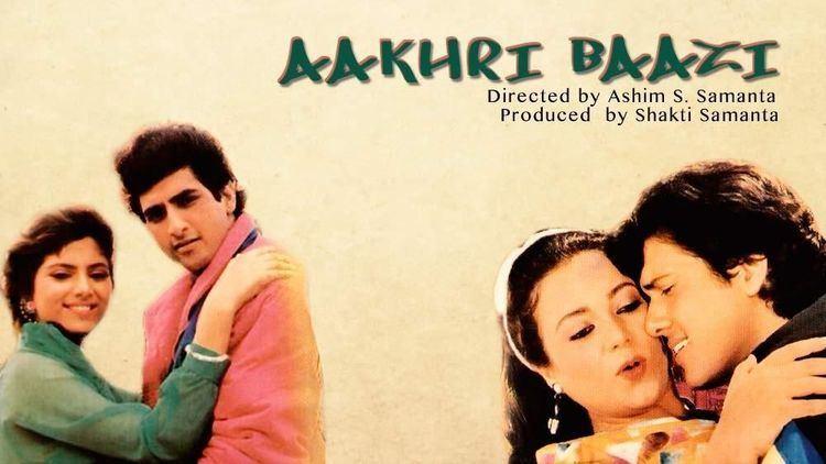 Aakhri Baazi movie scenes