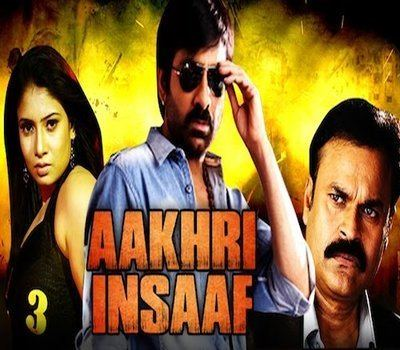 Aakhri Insaaf 2017 Hindi Dubbed HDRip 480p 400MB SSR Movies
