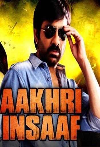 Aakhri Insaaf 2017 HDRip 480p Hindi Dubbed 300MB 9xfilms