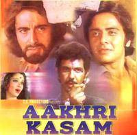 Aakhri Kasam movie poster