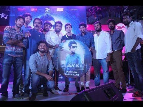 Aakko Aakko Single Track Launch Anirudh Ravichander BW YouTube