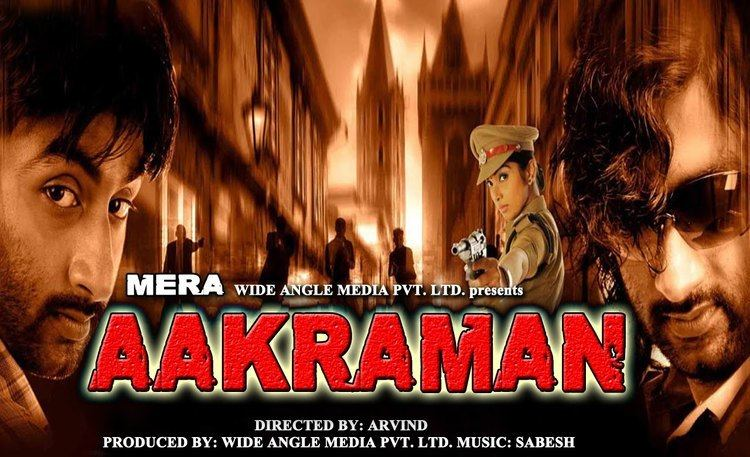 Mera Aakraman Arvindh Santhanam Hindi Dubbed Full Movie