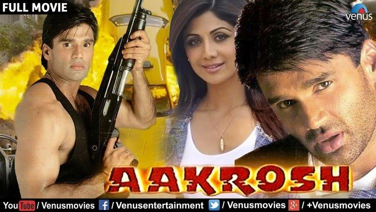 Watch Aakrosh Full Movie Hindi Movies Full Movie Sunil Shetty