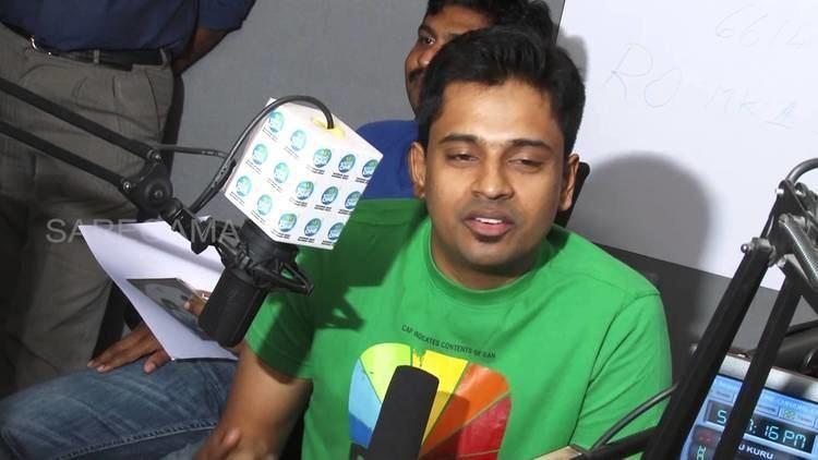 Aalap Raju Aalaap Raju Im in love with Mazhaye Mazhaye YouTube