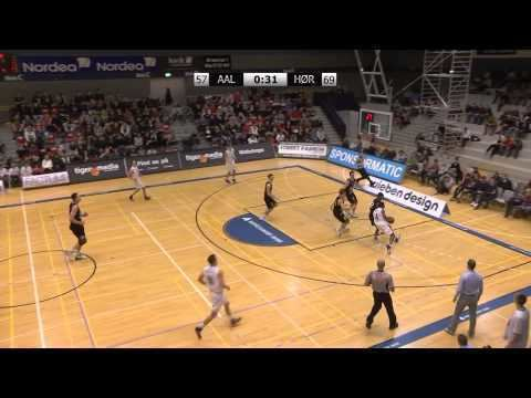 Aalborg Vikings Aalborg Vikings Basketball Joey Haywood drops 35PTS vs Randers