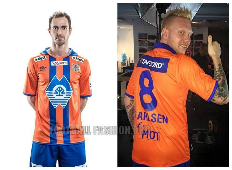 Aalesunds FK Aalesunds FK 2015 Umbro Home Kit FOOTBALL FASHIONORG