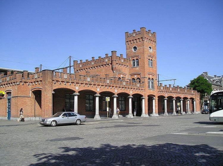 Aalst railway station