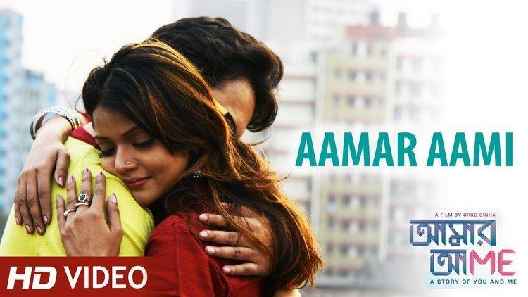 Aamar Aami Aamar Aami Title Song Aamar Aami Rupankar YouTube