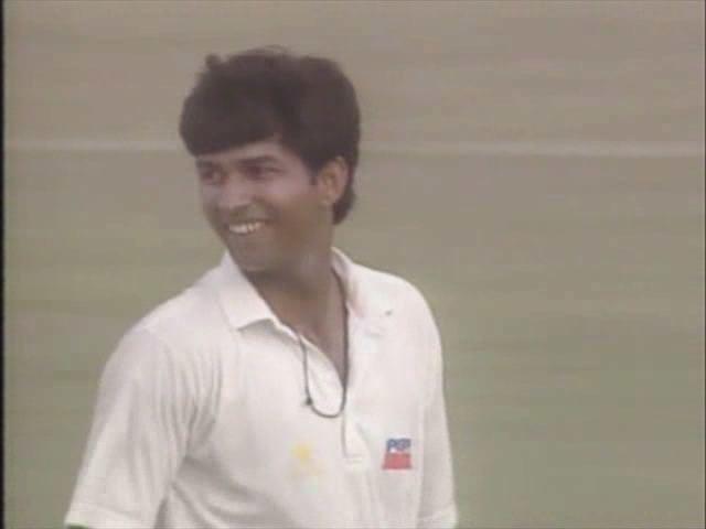 Aamer Hanif (Cricketer)