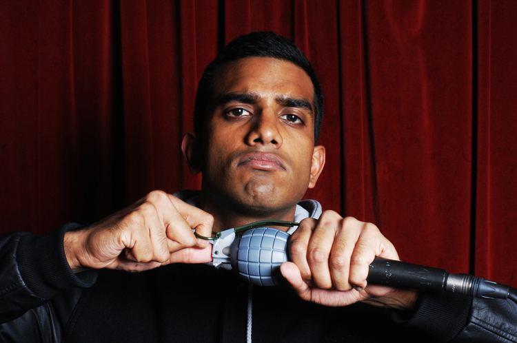 Aamer Rahman Still Angry Aamer Rahman MSpiration