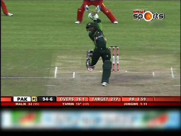 Aamer Yamin Watch how Aamer Yamin scored a stunning 62 SAMAA TV