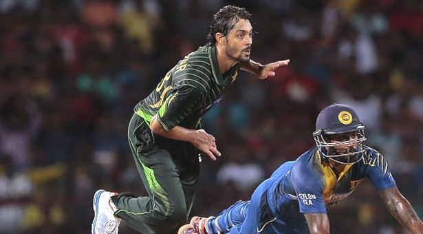 Aamer Yamin Aamer Yamin likely to replace unfit Anwar Ali for Zimbabwe
