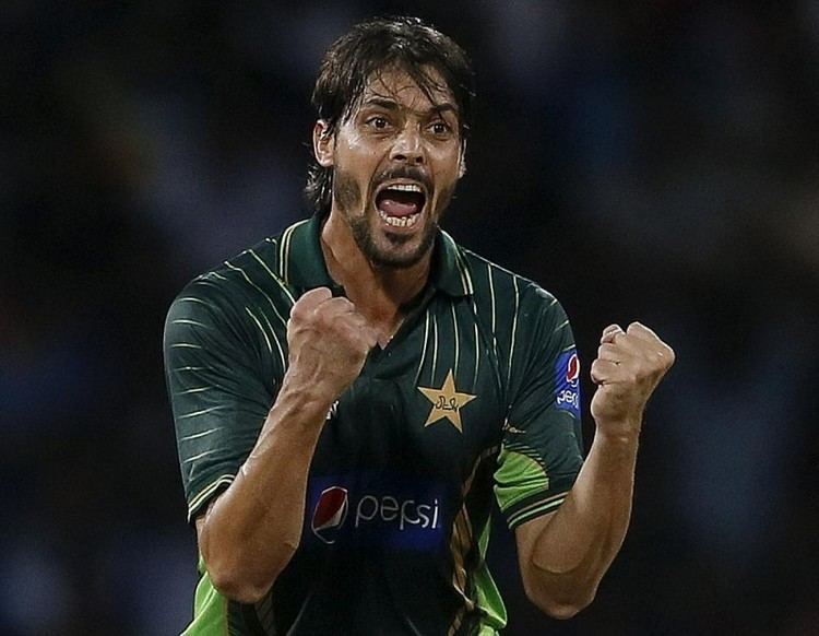 Aamer Yamin Aamer Yamin steps in for the injured Anwar Ali to play