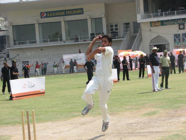 Aamer Yamin Aamer Yamin replaces injured Anwar Ali in T20 series