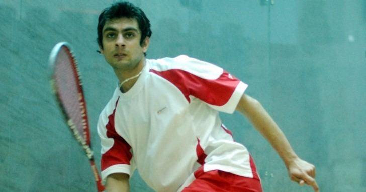 Aamir Atlas Khan Aamir Atlas Khan World Squash