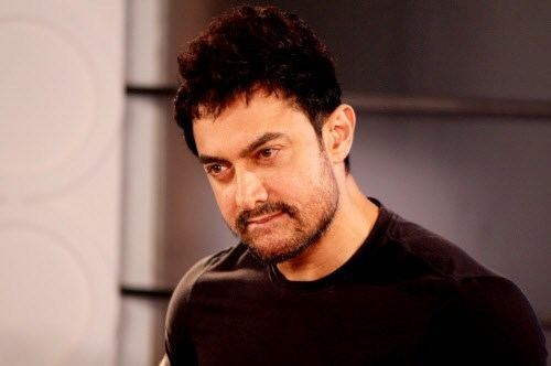 Aamir Khan Indian film actor director and producer Aamir Khan was born on