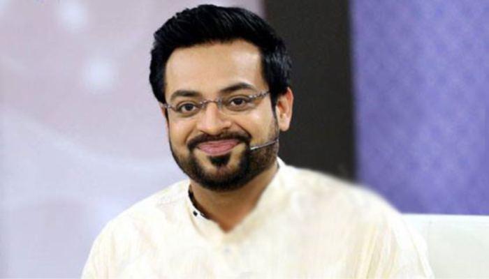 Aamir Liaquat Aamir Liaquat Hussain announces to quit MQM SAMAA TV