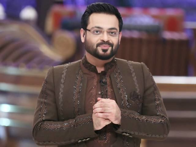 Aamir Liaquat PEMRA slaps threeday ban on Amir Liaquat39s 39Inam Ghar39 The