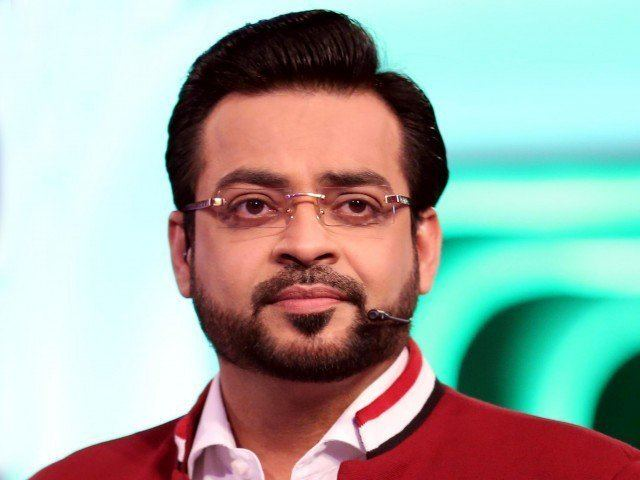 Aamir Liaquat There is nothing surprising about me launching lawn Aamir Liaquat