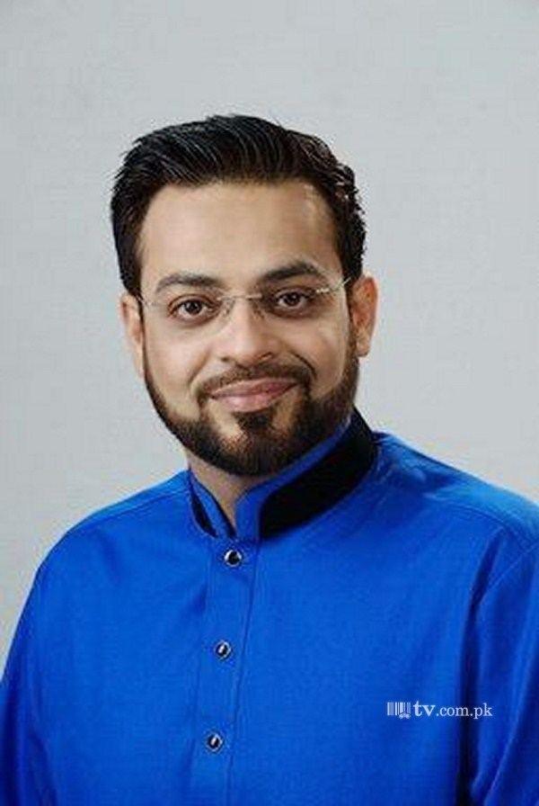Aamir Liaquat Hussain Aamir Liaquat Hussain Image Picture 2133 Tvcompk