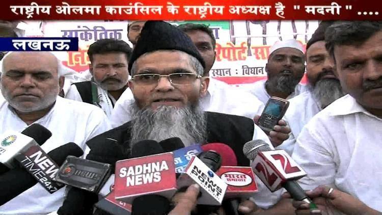 Aamir Rashadi Madni Maulana Aamir Rashadi Madani Comes Hard on Mulayam Singh Yadav