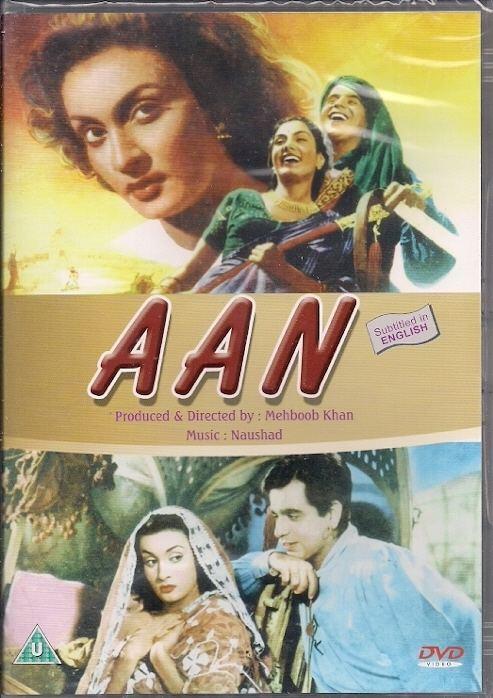 Aan AAN1952 GVI DVD