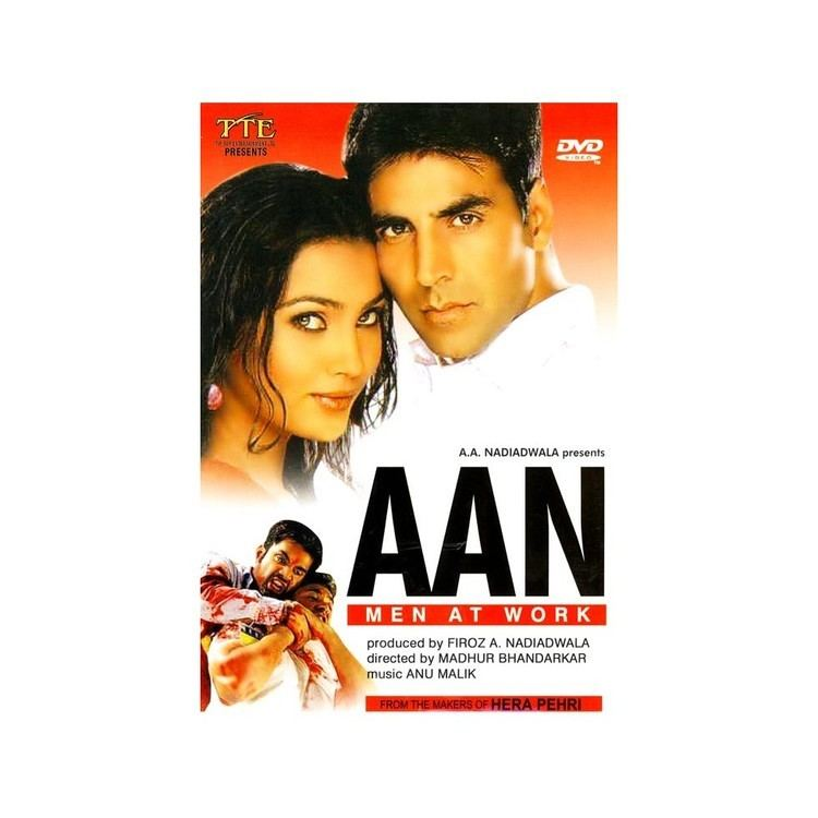Aan DVD Akshay Kumar Suniel Shetty